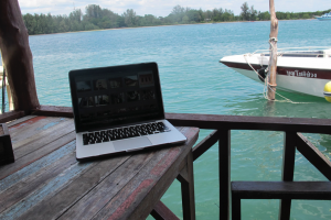 Digital Nomad in Thailand