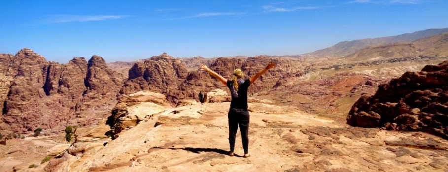 Travelling solo as a female in Jordan